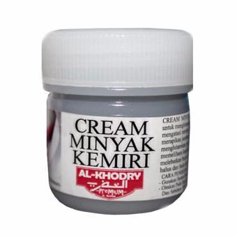 Cream Minyak Kemiri - Al Khodry