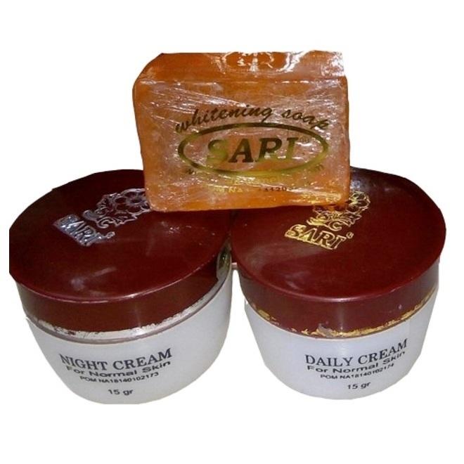 ... Cream Sari Moisturizer Whitening Cream untuk Wajah Normal ...