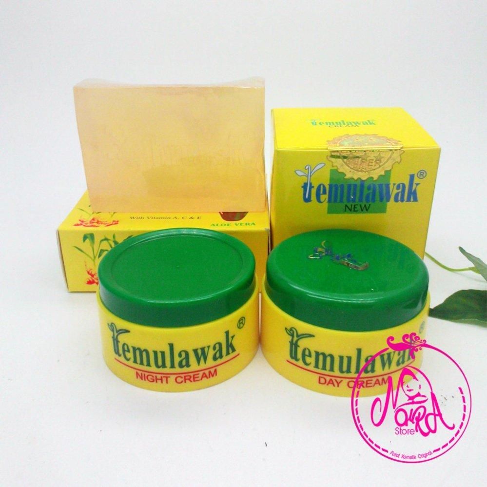 Indonesia Cari Bandingkan Cream Temulawak Original Paket Bedak Ori