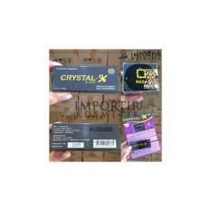 Cristal X / Cristal-X / Crystal X / Crystal-X (Jamin Original)