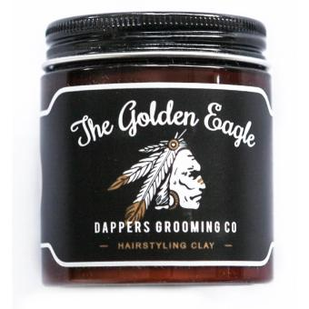 Harga DAPPERS POMADE GOLDEN EAGLE HAIRSTYLING CLAY Murah