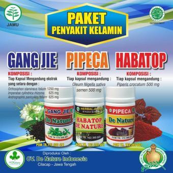 de Nature - Obat Kutil Kelamin / Kondiloma Akuminata / Jengger Ayam Herbal Asli