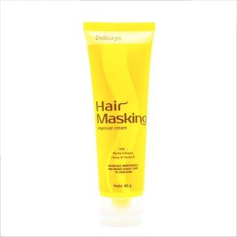 Harga DeBiuryn – Hair Masking Masker Perawatan Rambut & Kulit KepalaMask – 80 gr Murah