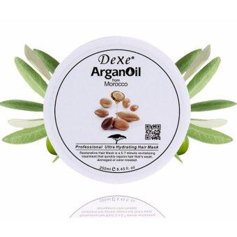 Harga Dexe Argan Oil Professional Ultra Hydrating Hair Mask-Masker Rambut Murah
