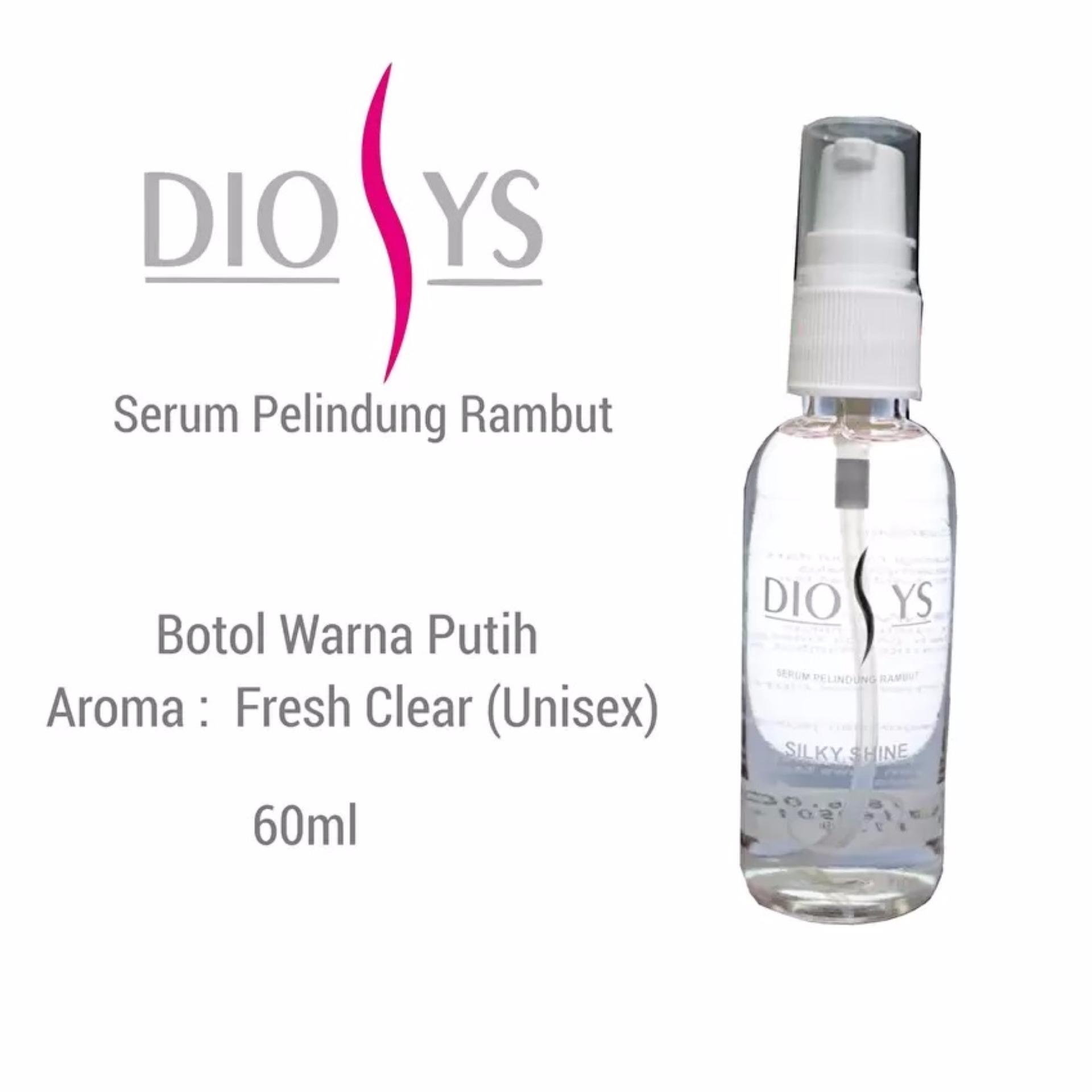 DioSys Serum Vitamin Pelindung Rambut Terbaik masa kini - 1 Pcs ..