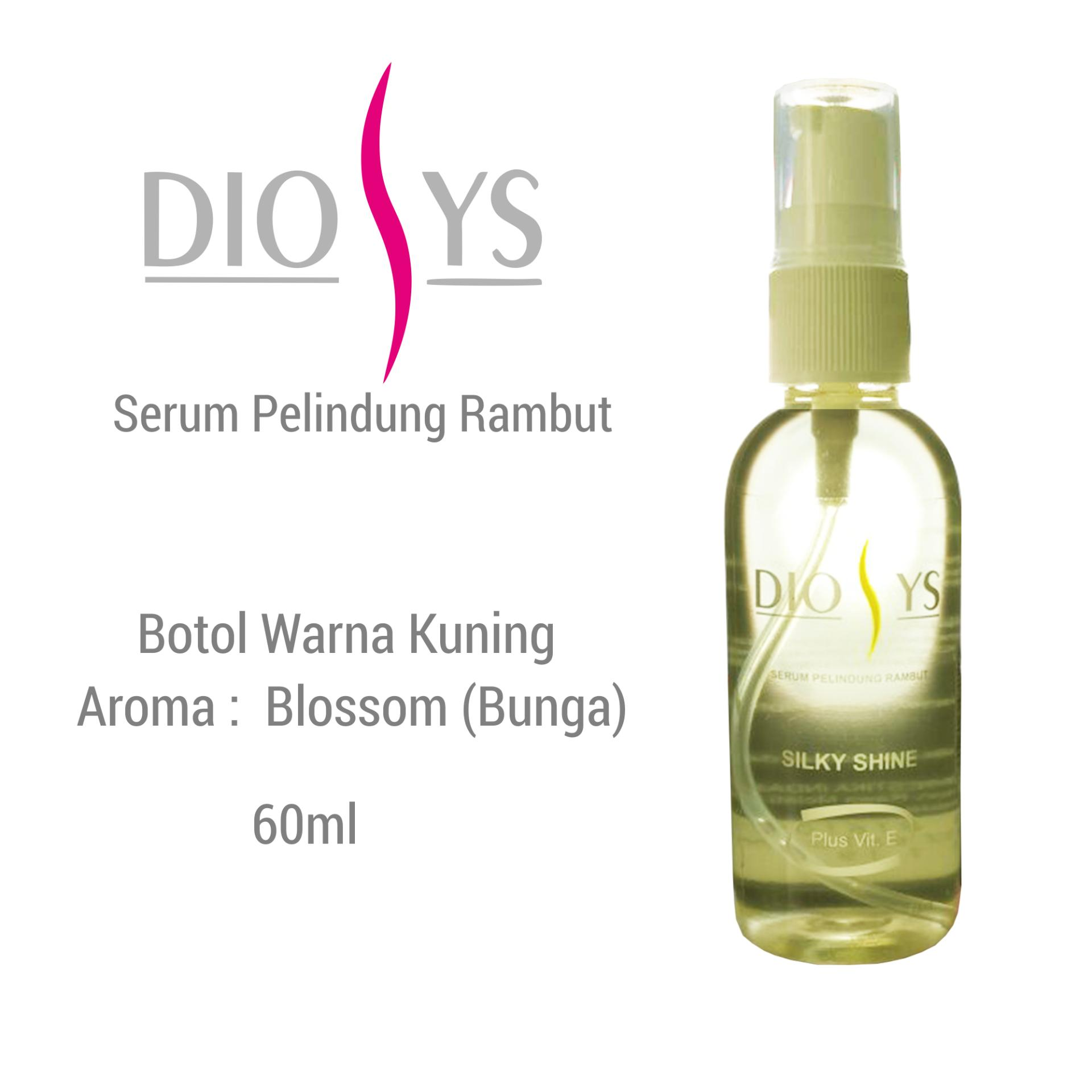 Online Murah Diosys Serum Vitamin Pelindung Rambut Terbaik Masa Matrix Biolage Deep Smoothing Kini