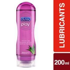 Durex Play Massage 2in1 200 ml - lubricant
