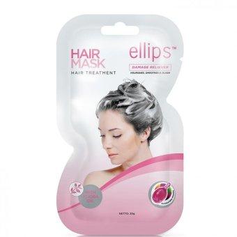 Harga Ellips Hair Mask Treatment 20gr Murah