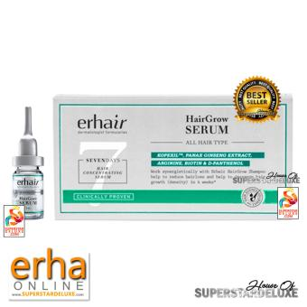 Erha HairGrow Serum 1 Box (penumbuh rambut)