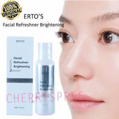 Ertos Toner Facial Refreshner Brightening Toner Wajah Membersihkan Menyegarkan Kulit Wajah - 100ml