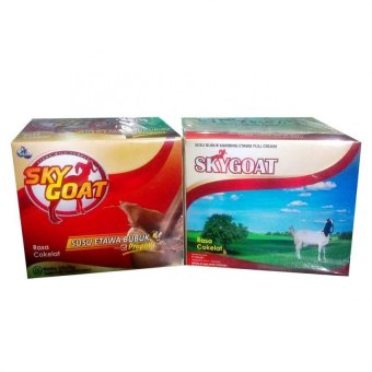 ... Skygoat Susu Bubuk Plus Propolis Rasa Coklat 1 Box Isi 10 Sachet Source Etawa Skygoat