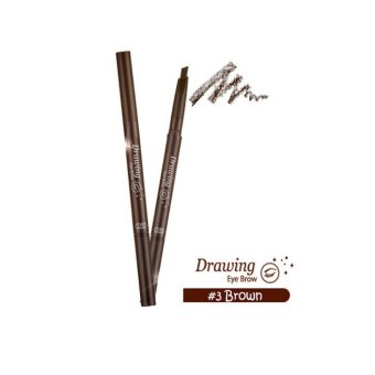 Etude House - Drawing Eye Brow #03 Brown 0.25g