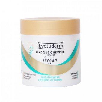 Harga Evoluderm 500ml Argan Hair Mask Murah
