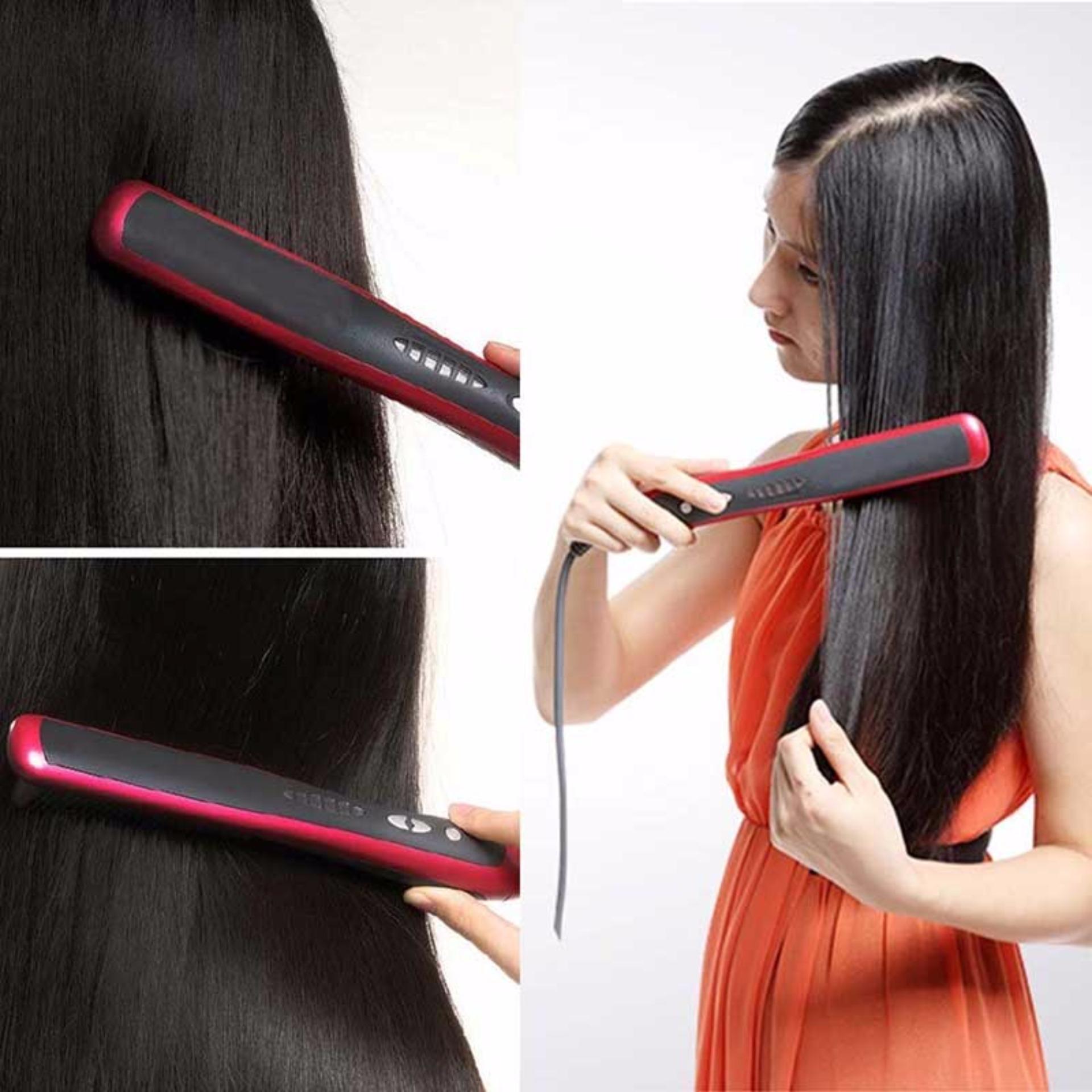 Cari Bandingkan Fast Hair Straightener Asl 908 Orginal Sisir Catok Pelurus Rambut Lebih Cepat