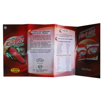 ... Fira Herbalindo Minyak Buah Merah Papua - Red Oil Papua - 60 Kapsul - 4 ...