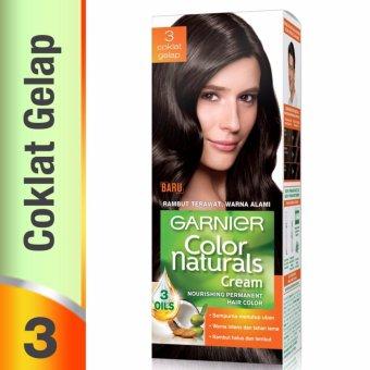 Harga Garnier Color Naturals – Darkest Brown Murah