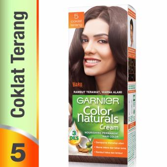 Harga Garnier Color Naturals – Light Brown Murah
