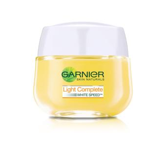 Harga Garnier Light Complete White Speed Serum Cream Extra SPF 19 PA+++ 50 ml Terbaru klik gambar.