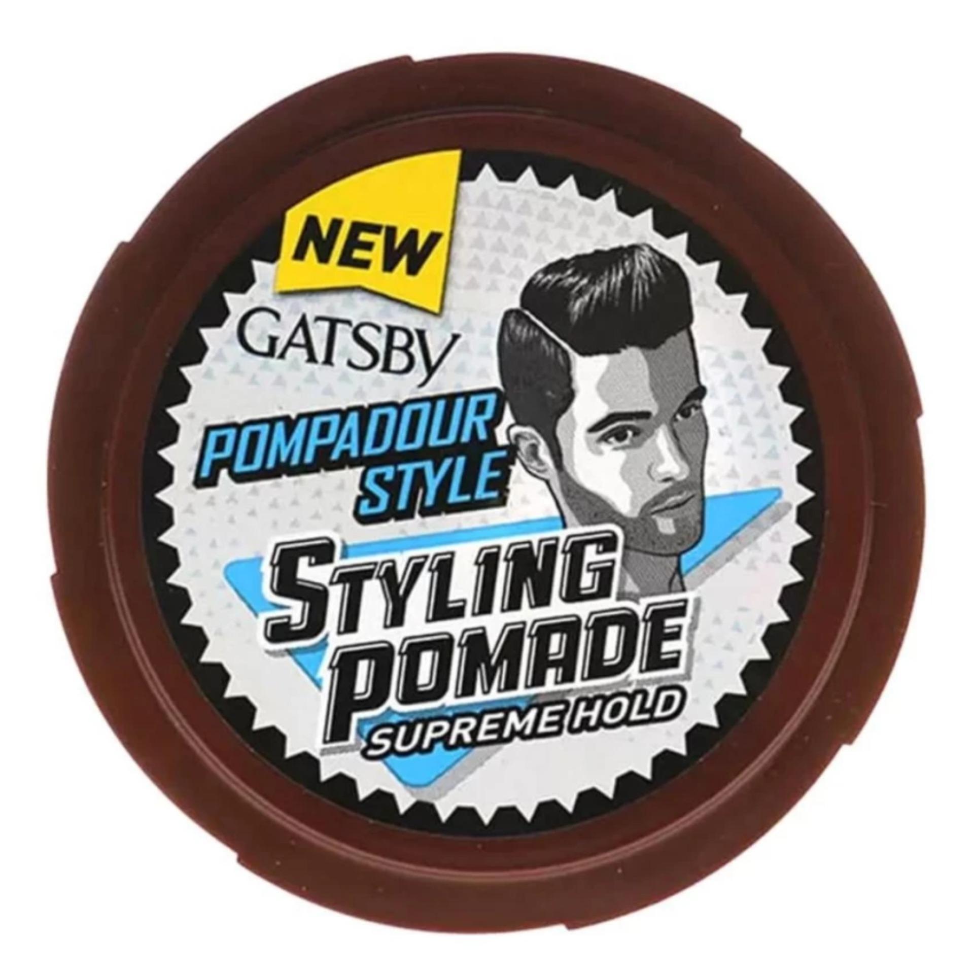 HARGA Gatsby Styling Pomade Supreme Hold – 30gr Terpopuler