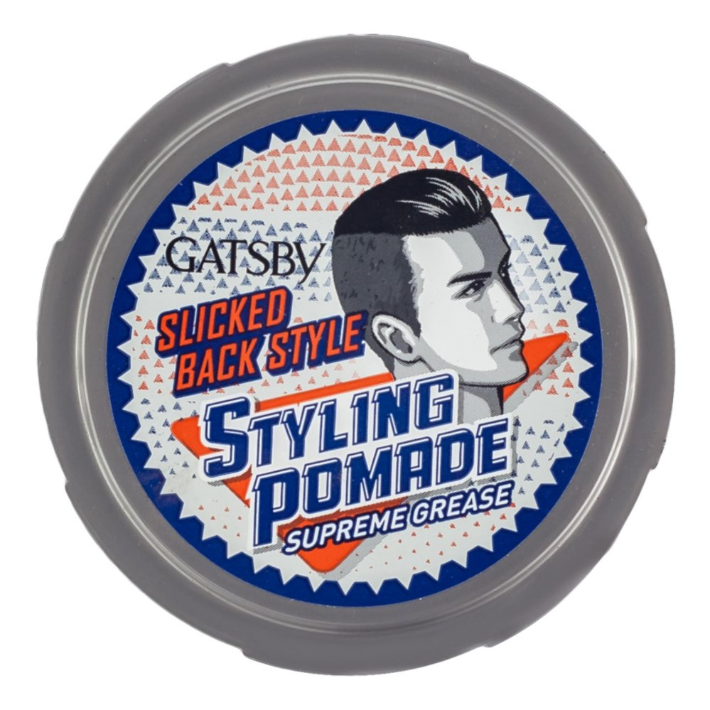 JUAL Gatsby Styling Wax Pomade 80gr Terbagus