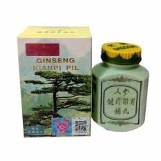 Ginseng Kianpi Pil Original / Obat Herbal Penggemuk Badan 60 Kapsul - 1pcs Lazpedia