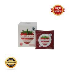 Glutavia Rasa Strawberry Original 100% @200gr