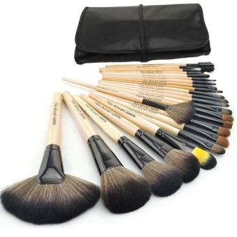 [Goden Z]Make-up For You 24 Pcs Professional Cosmetic Makeup BrushSet With