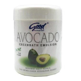 Harga Good Creambath Emulsion 3 In 1 Avocado 250 Gr + Vitamin Murah