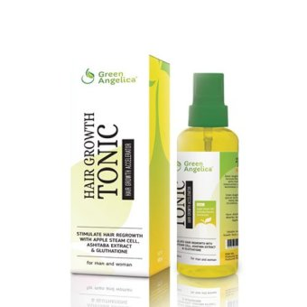 Green Angelica Hair Tonic Penyubur Rambut Ampuh