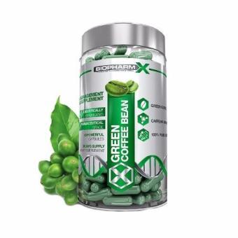 green coffe bean pelangsing badan herbal original usa by