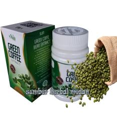 Green Coffee Bean Extract Inayah - 60Kapsul