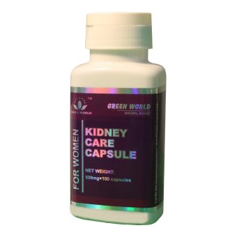 Green World Kidney Care Capsule For Woman