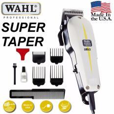 Hair Clipper WAHL USA  Lodan / Mesin Cukur Rambut / Alat Cukur Rambut  Home Cut Professional