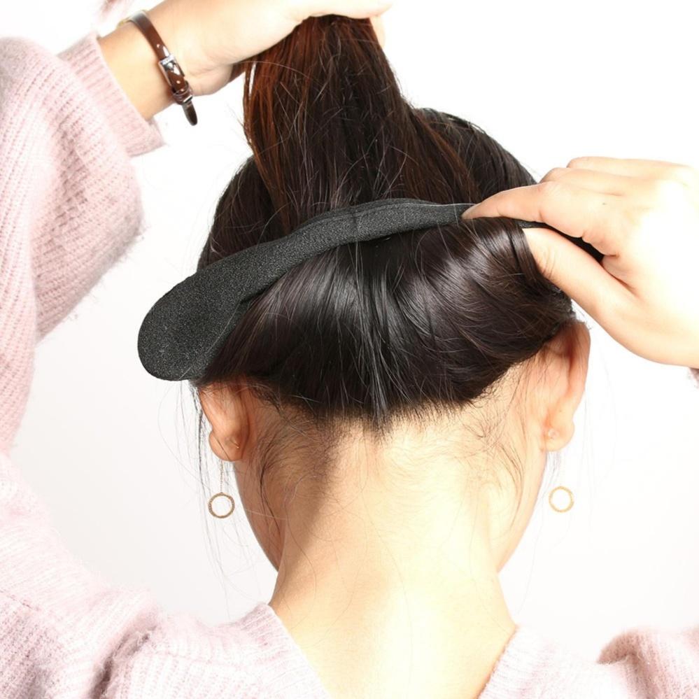 ... Hardini Hair Styler - Penjepit Rambut Alat Sanggul Ajaib Sanggul Magic Aksesoris Rambut Wig Sehari Hari ...
