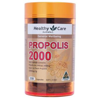 Healthy Care Propolis 2000mg - 200 Caps