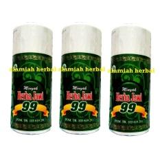 Herba jawi 99 Minyak But But - 3 Botol