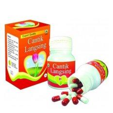 Herbal Cantik Langsing Obat Herbal Pelangsing Badan