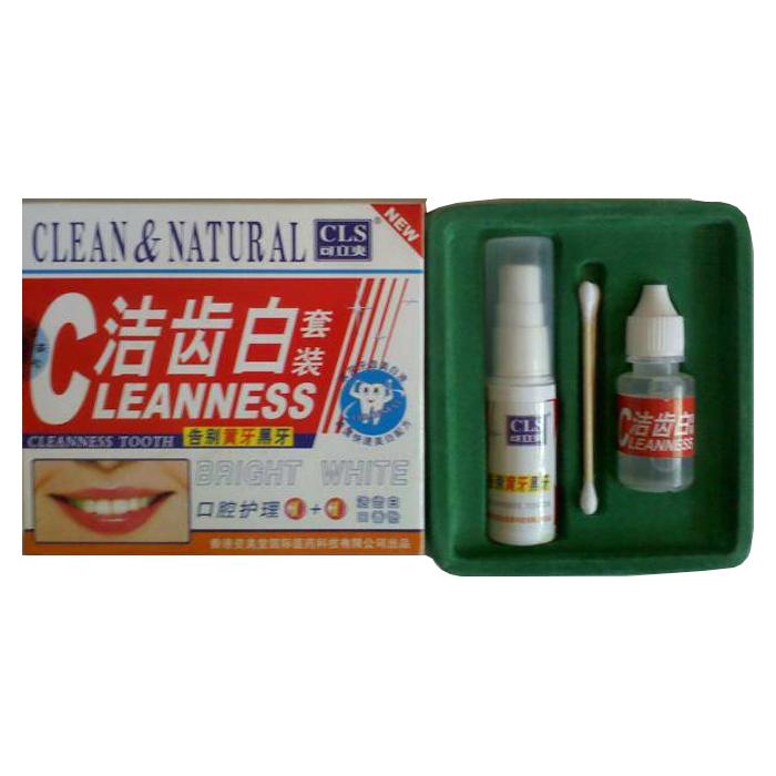 Anggaran Terbaik Herbal Pemutih Gigi Dan Pembersih Karang Gigi Clean