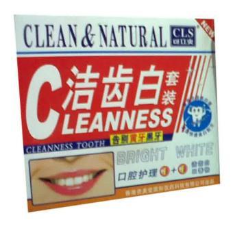 Jual Herbal Pemutih Gigi Dan Penghancur Karang Gigi Cleanness Tooth Online Murah
