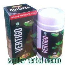 Herbal Vertigo Ahlinya Atasi Sakit Kepala Annawa - 50Kapsul