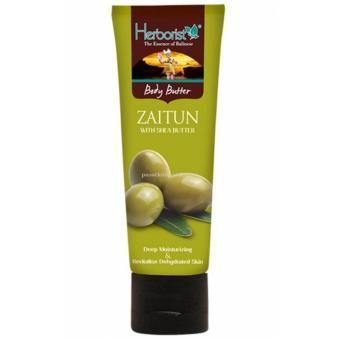 harga Herborist - Body Butter Zaitun (80 gr) Lazada.co.id