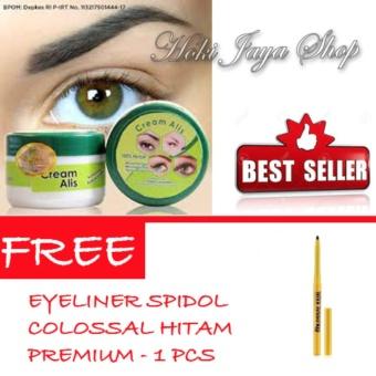 Membeli HOKI COD - Cream Alis New Original Premium - Penumbuh Dan Penebal Alis FREE Eyeliner Spidol Colossal Hitam Premium - 1 Pcs harga Diskon 22.888 pesan ...