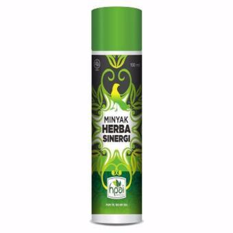 HPAI MINYAK HERBA SINERGI (Herbal Oil ) Minyak Ajaib Dan Multiguna