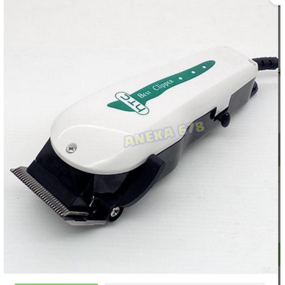 ... HTC CT-109 MESIN ALAT CUKUR RAMBUT HAIR CLIPPER Mirip WAHL SUPERTAPER ...