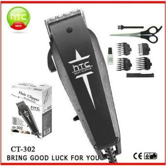 Harga HTC CT-302 Hair Clipper Mesin Cukur Potong Pangkas Rambut Murah