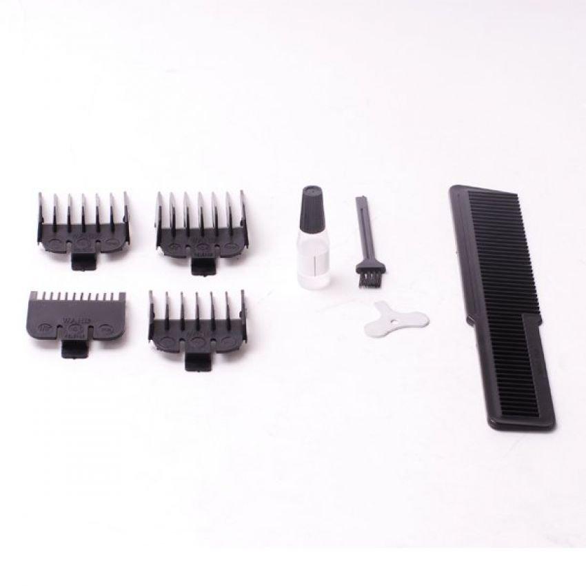 HTC CT-605 Alat Cukur Rambut - Hair Clipper Profesional - Putih ... e015ccb10c