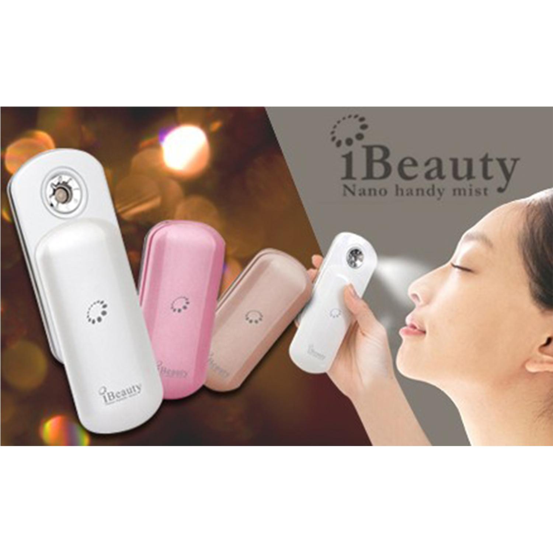 Ibeauty Nano Spray Putih Harga Terkini Dan Terlengkap Alat Pencerah Penyegar Emily I Beauty Mist