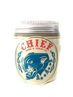Harga Chief Pomade Panthera Hybrid Pomade Firm Hold 4.2 oz - Putih
