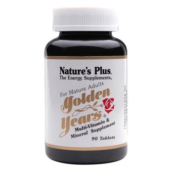 Harga Nature's Plus Golden Years - 90 Tablet