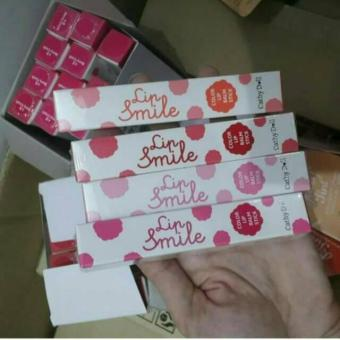 Harga CATHY DOLL LIP SMILE- 100% ORIGINAL THAI !!!